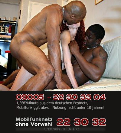 Bei wildem Sex wird in alle drei Löcher gefickt und bei einer Dreilochstute im besten Fall gleichzeitig!