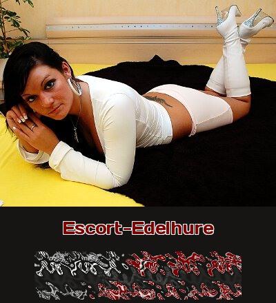 Die Lady vom Escort-Service ist eine Edelhure, die Dich sogar bis ins Bett begleitet.