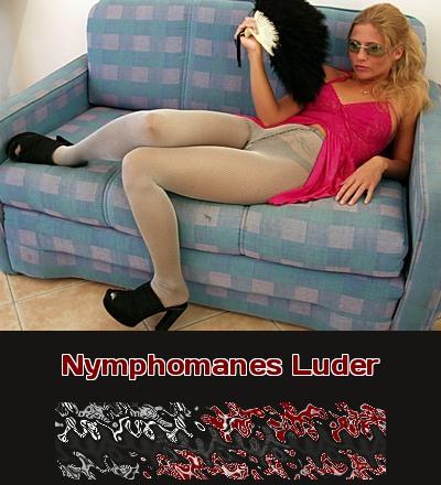 Ein nymphomanes Luder träumt dauernd vom Ficken